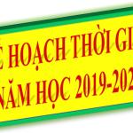Quyết định số 1489/QĐ-UBND của UBND tỉnh Nam Định về việc Ban hành khung kế hoạch thời gian năm học 2019-2020 đối với giáo dục mầm non, giáo dục phổ thông và giáo dục thường xuyên tỉnh Nam Định